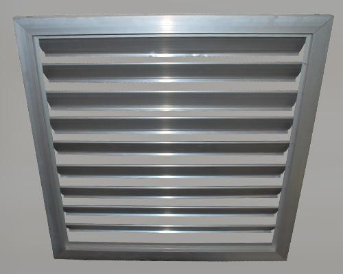 铝合金百叶窗生产厂家