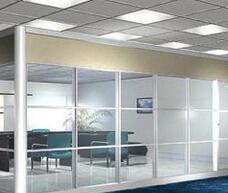 玻璃隔断设计