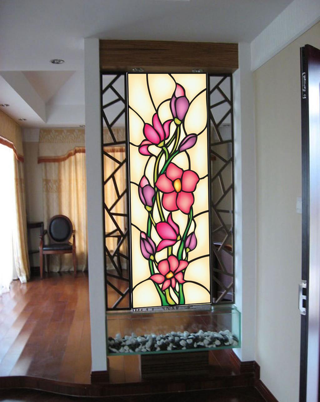 【方法】玻璃隔断优点 艺术玻璃隔断优点