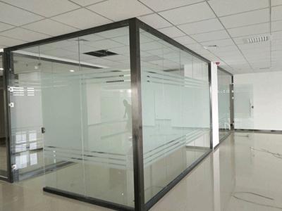 办公玻璃隔断生产厂家