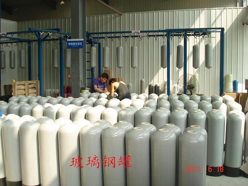 西安全程水处理器