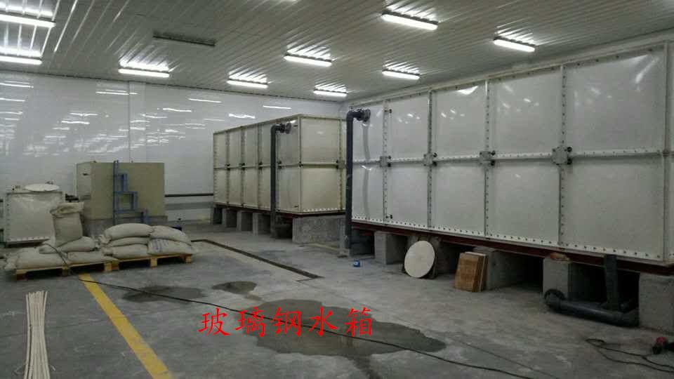 西安组合式水箱