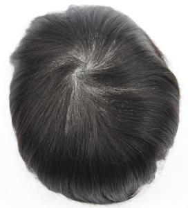 男士平头假发