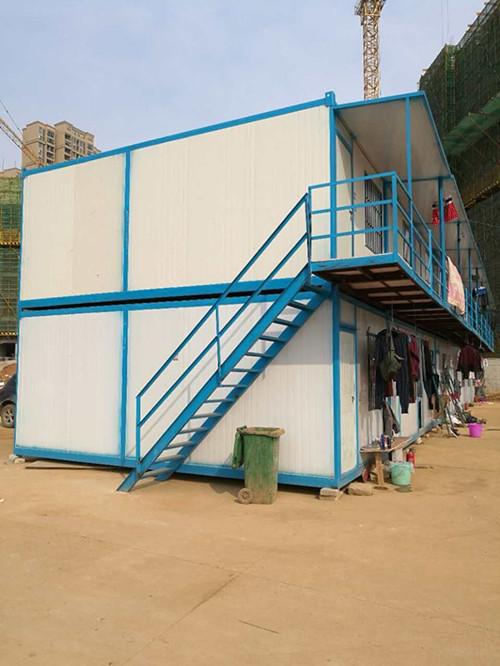 流芳武汉集装箱房屋