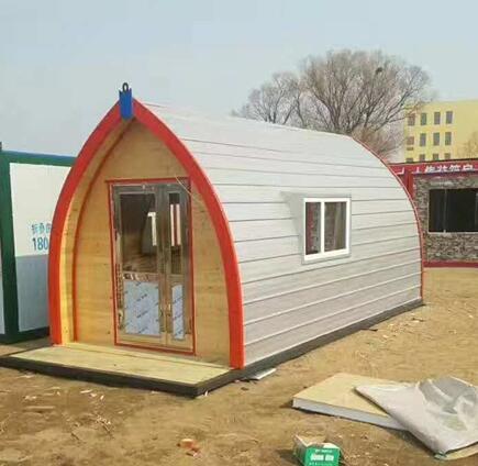 光穀集裝箱式房屋