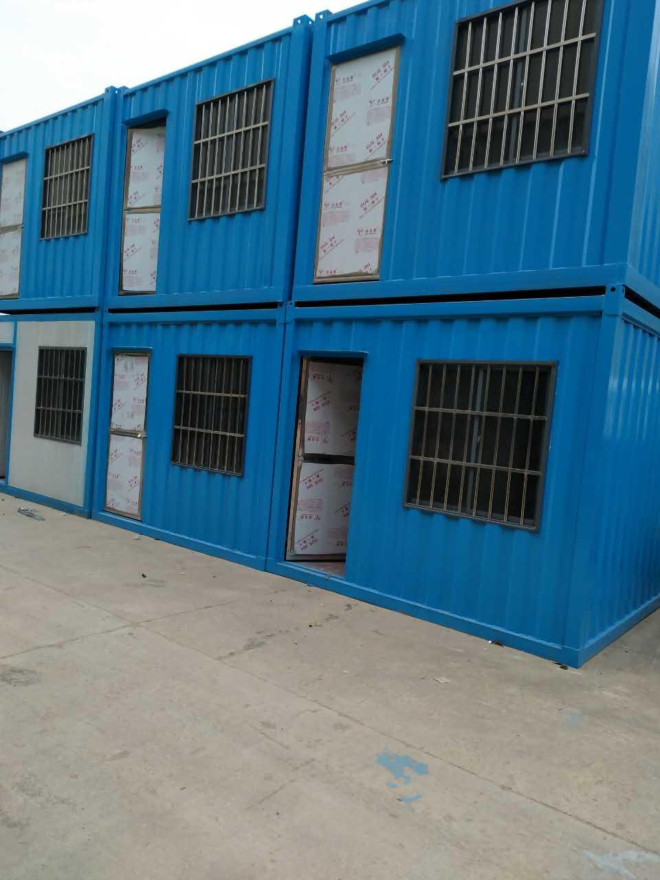 汉阳活动房集装箱