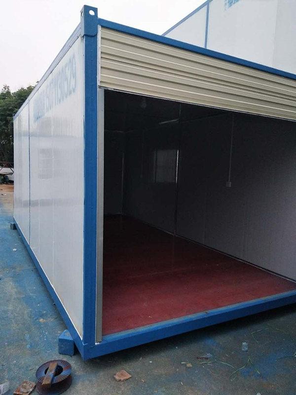 集裝箱活動房價格