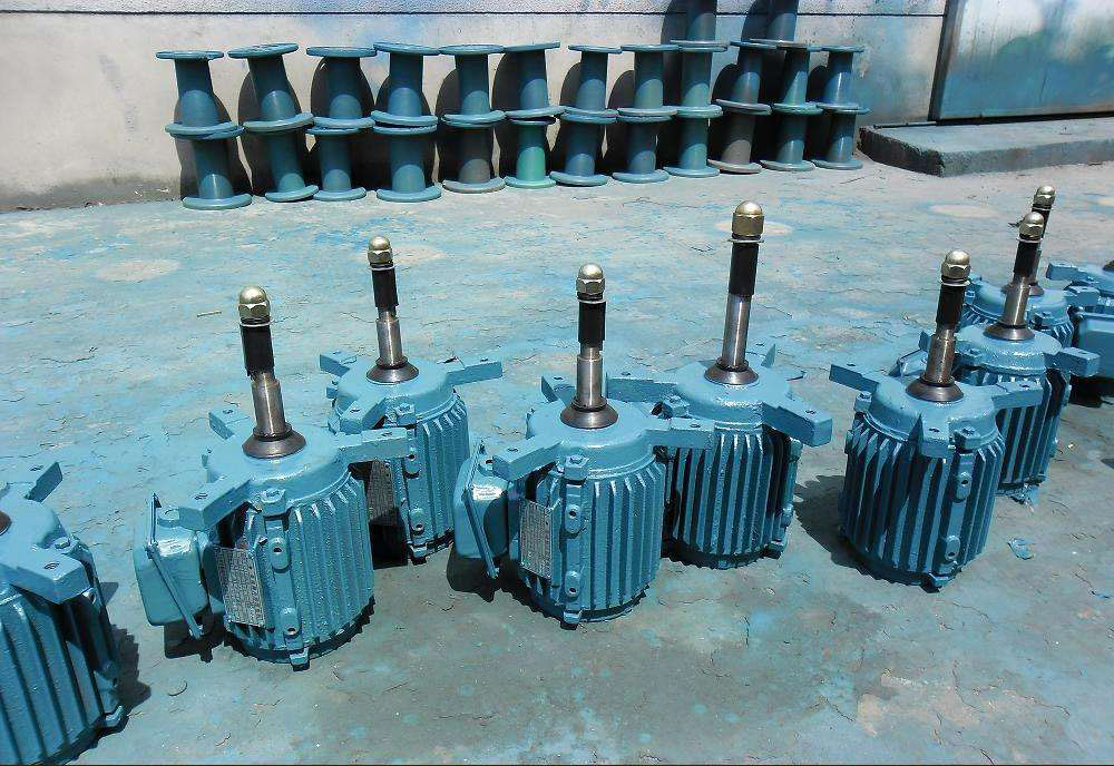 FRP cooling tower motor