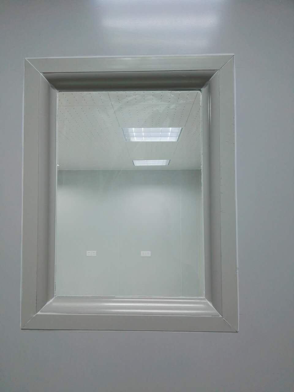 观察窗展示
