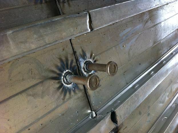 钢结构栓钉焊接