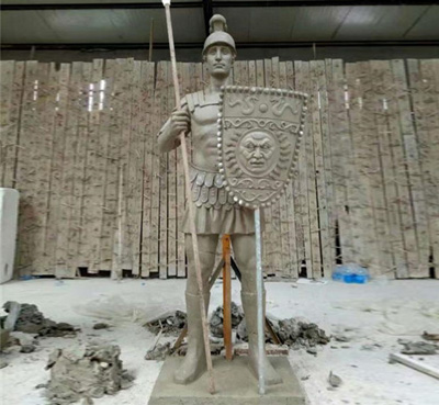 贵州名人雕塑