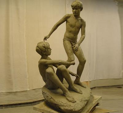 贵州西方雕塑