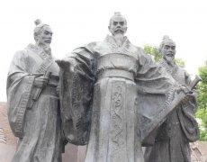 贵州贵阳广场雕塑