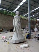 不锈钢金属雕像
