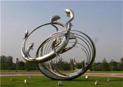 铜仁贵阳不锈钢雕塑