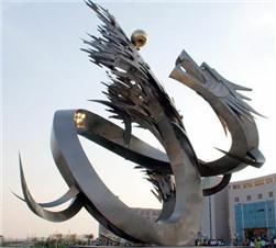 铜仁贵州不锈钢雕塑