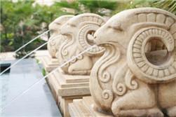贵州砂岩雕塑