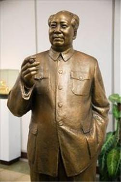 贵阳名人雕塑