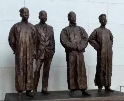 贵州农耕文化雕塑