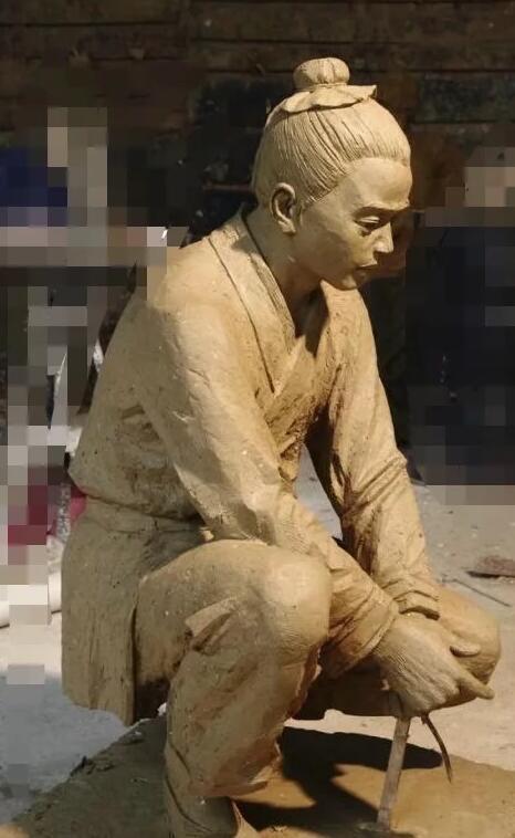 贵阳圆雕雕塑