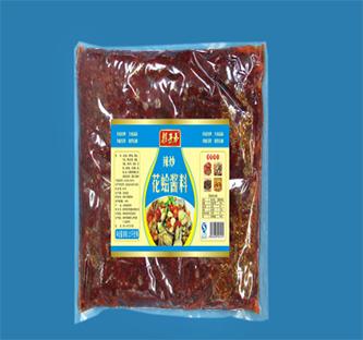 辣炒花蛤酱料