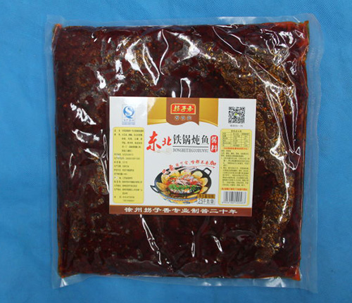 铁锅炖鱼酱料