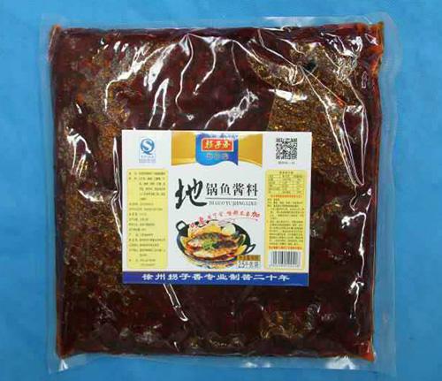 地锅鱼酱料