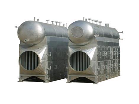 立式余热锅炉