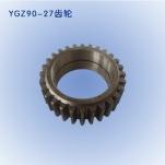 YGZ-90鑿岩機主裝配件-YGZ90-27齒輪