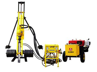 专业生产液压联动凿岩机