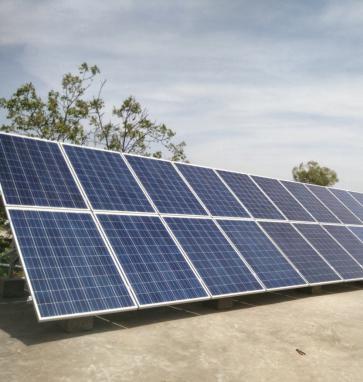 石家庄太阳能发电厂家