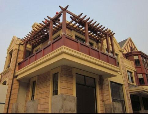 兴义防腐木工程