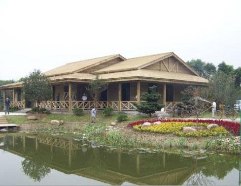 六盘水防腐木木屋