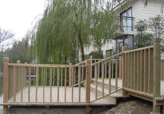 兴义防腐木桥梁