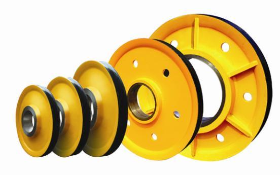 起重配件轧制滑轮