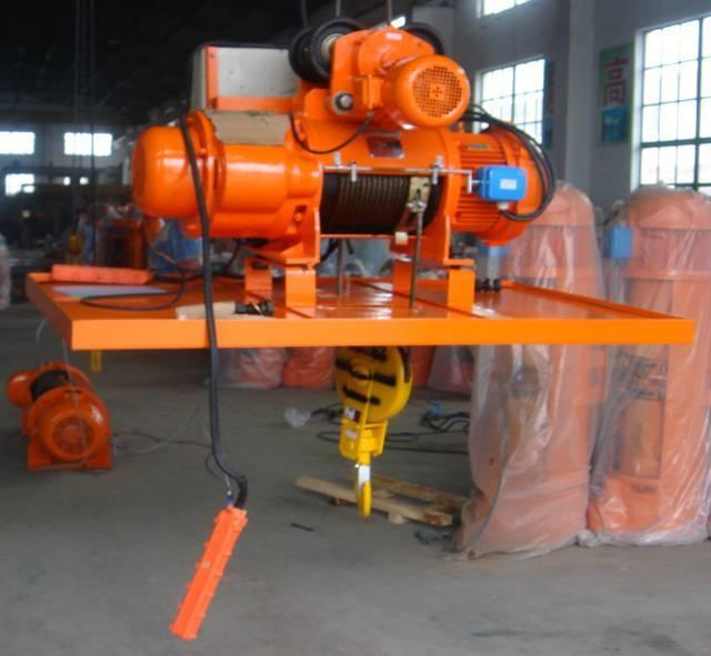 贵州矿用起重机行车电动葫芦
