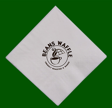 BEANS餐巾纸