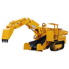 挖斗装载机
