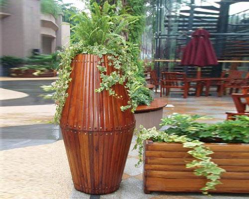 贵州实木花箱