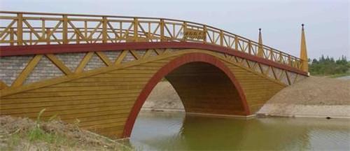 兴义防腐木木桥