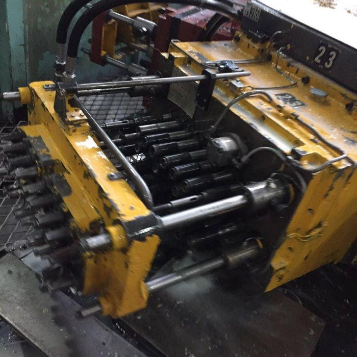 组合机床多轴箱设计