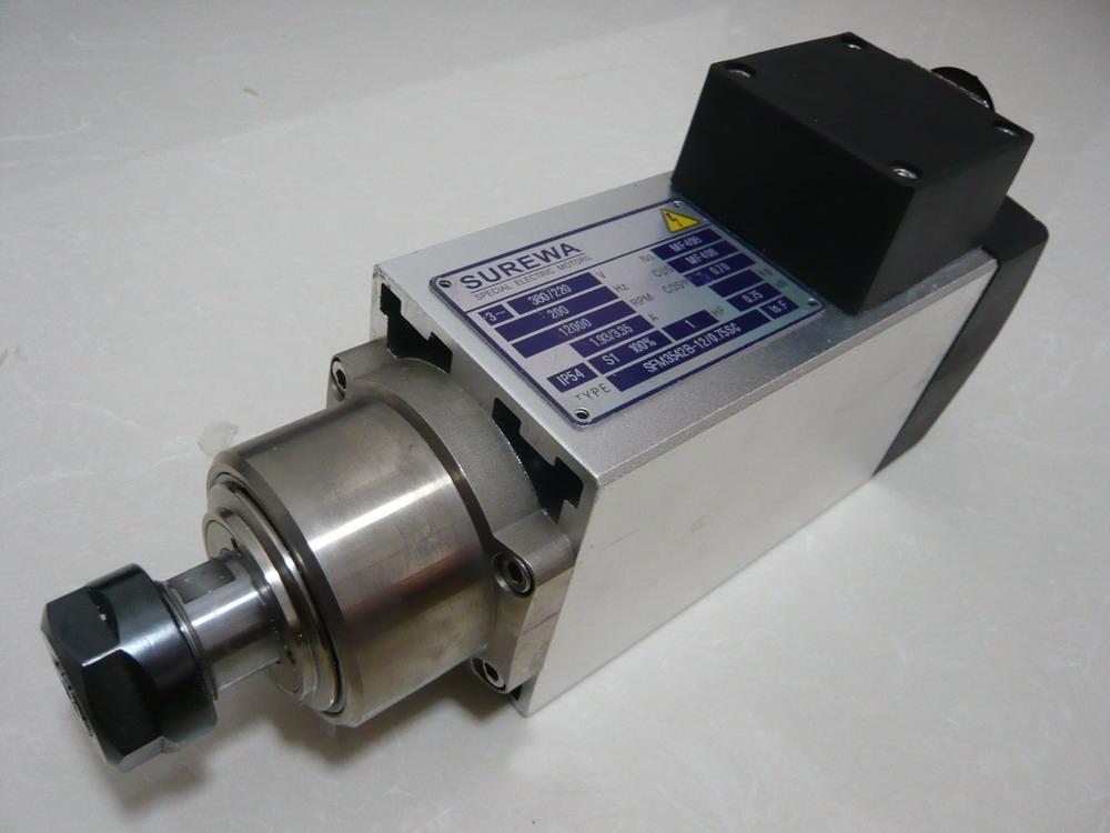 数控机床电主轴