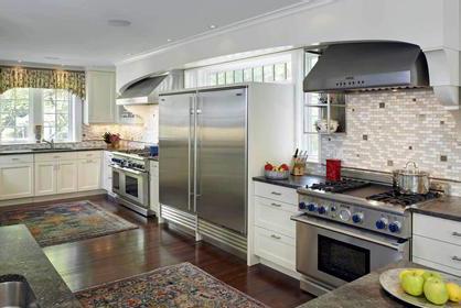 石家庄不锈钢整体橱柜安装