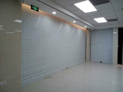 银行专用防盗卷帘门
