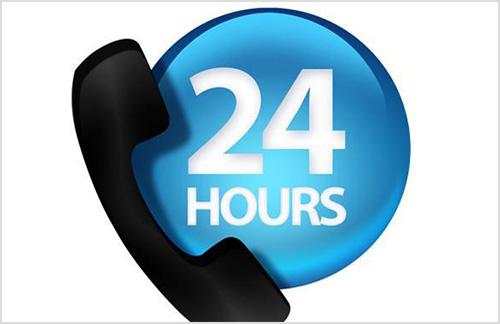 24小時一對一客服
