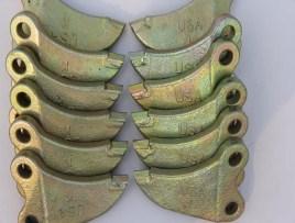 合金铸钢刀片