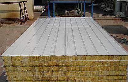 彩钢板净化