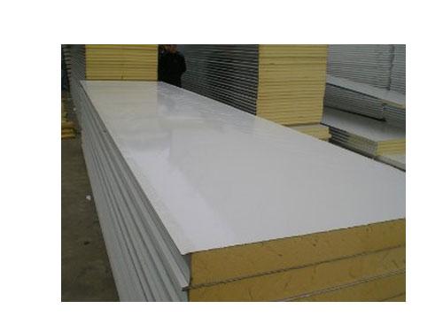 聚氨酯双面彩钢板