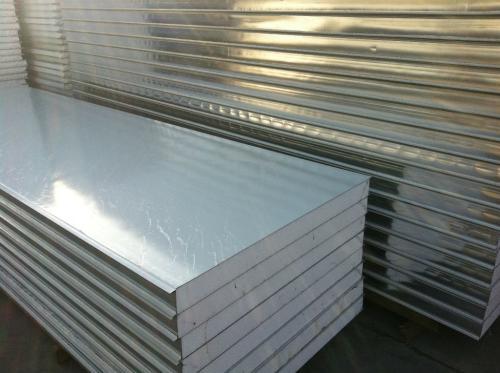 不鏽鋼彩鋼淨化板