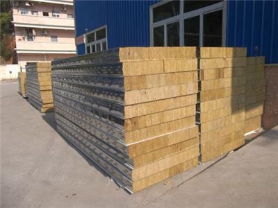 黃州岩棉彩鋼板價格
